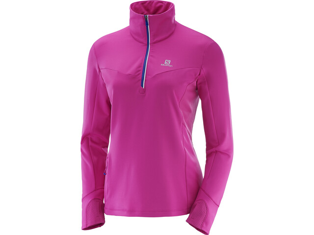 Salomon Trail Runner Trøje, rose violet